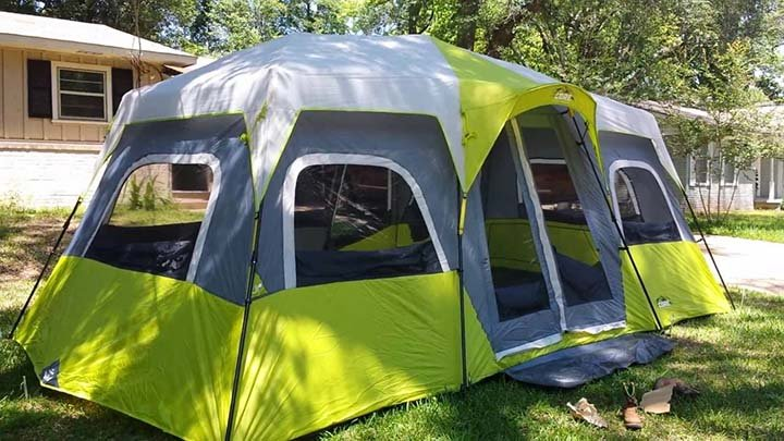best cabin tents