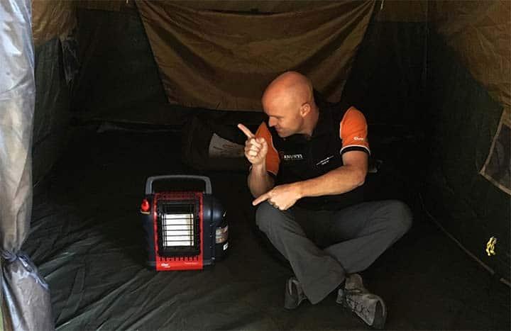 best-tent-heater