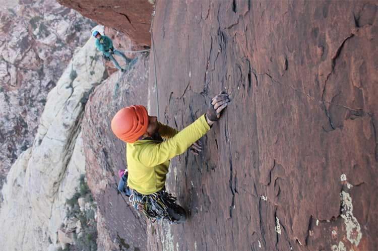 Rock Climbing Moves