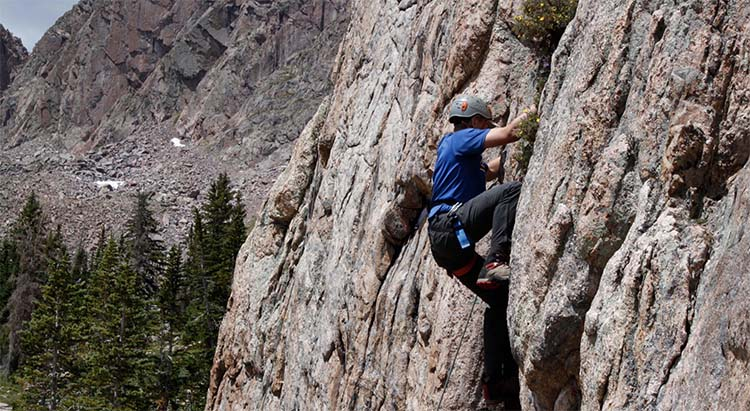 Rock Climbing Training 101