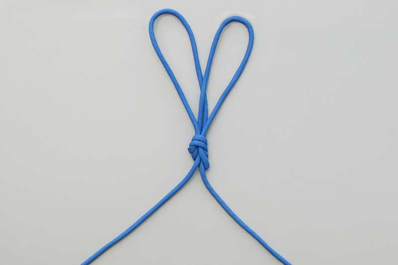 How to Tie Double Alpine Butterfly Knot?