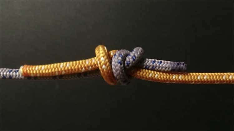 How to Tie a Fisherman's Knot?