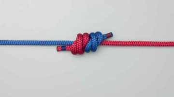 How to Tie Double Fisherman's Knot?