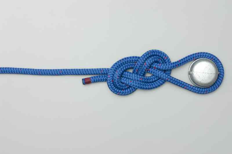 How to Tie a Figure 8 Loop Knot?