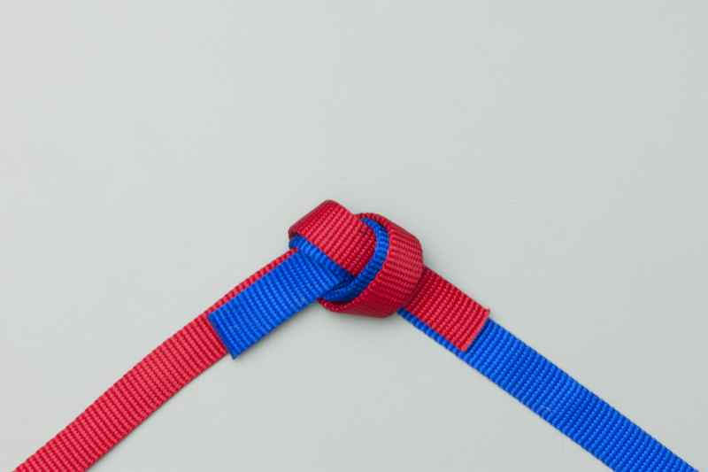 How to Tie a Water Knot?