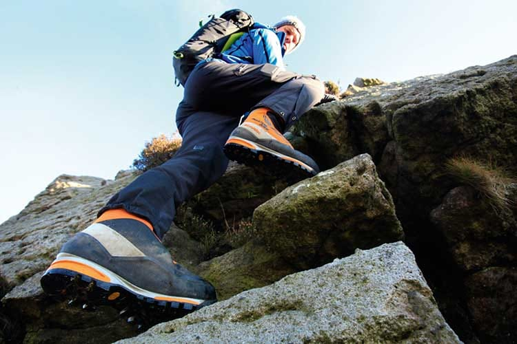 Best Mountaineering Boots